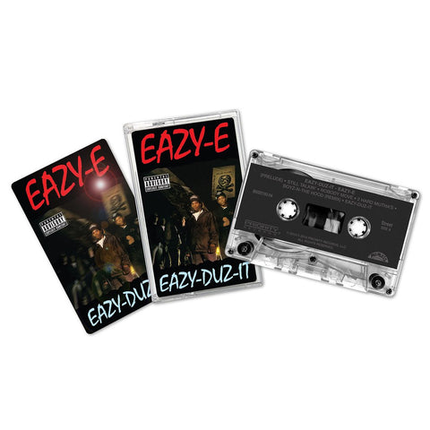 Eazy-E | Eazy Duz It | Cassette Tape
