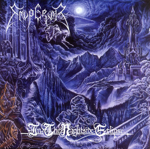 Emperor | In The Nightside Eclipse | 180g Transparent Blue Vinyl LP