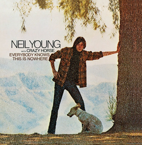 Neil Young | Everybody Knows This Is Nowhere (Remastered) | LP 180g Vinyl