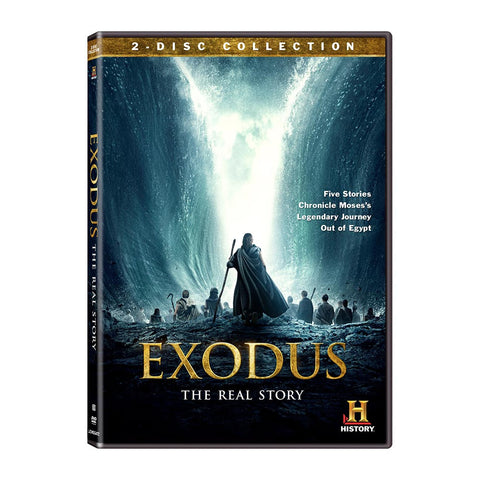 History Store | Exodus: The Real Story | DVD