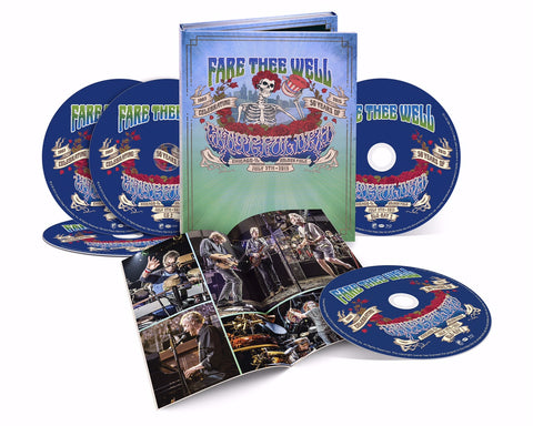Grateful Dead | Fare Thee Well (July 5th)  | 3 CD / 2 Blu-ray (or DVD)