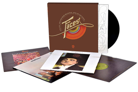 Faces | You Can Make Me Dance, Sing or Anything: 1970-1975 Studio Album Box Set