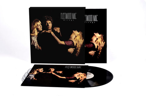 Fleetwood Mac | Mirage | 3 CD / LP / DVD Deluxe Box Set