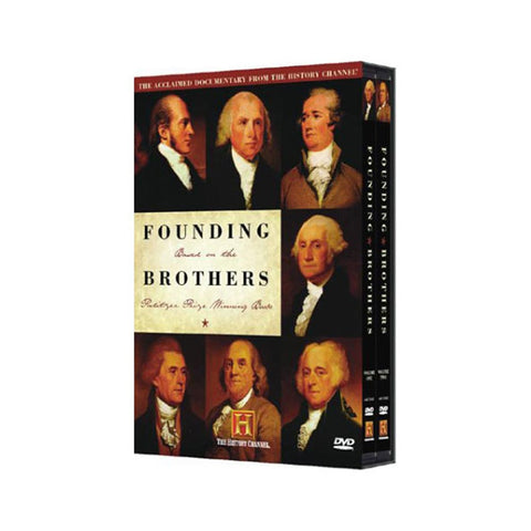 History Store | Founding Brothers | DVD