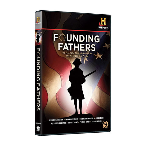 History Store | Founding Fathers | DVD