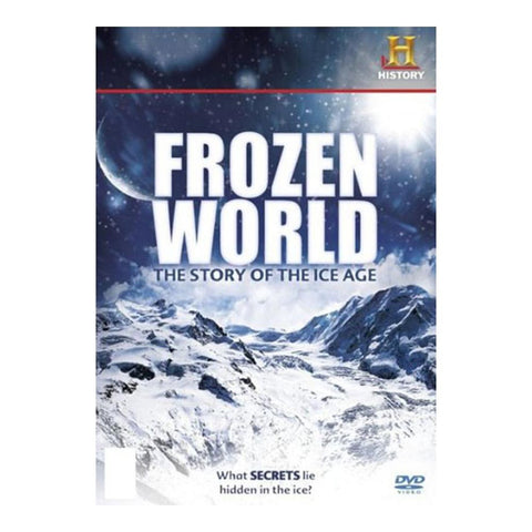 History Store | Frozen World: The Story of the Ice Age | DVD