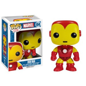 Stan Lee | Iron Man | Funko Marvel POP! Vinyl Bobble-Head Figurine