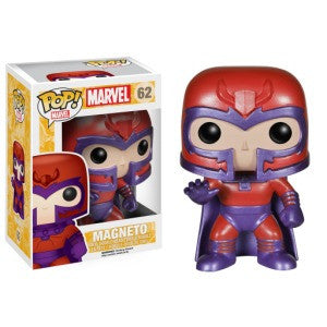 Stan Lee | Classic X-Men: Magneto | Funko Marvel POP! Vinyl Bobble-Head Figurine