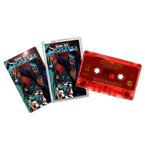GZA | Liquid Swords | Cassette Tape
