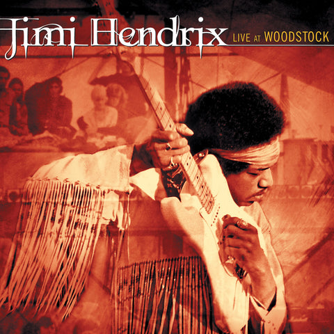 Jimi Hendrix | Live at Woodstock | 180g Vinyl 3LP [Import]
