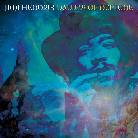 Jimi Hendrix | Valleys of Neptune [Import] | 2LP 180g Vinyl (Deluxe Edition)