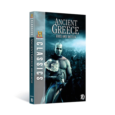 History Store | History Classics: Ancient Greece - Gods and Battles | DVD
