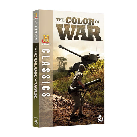 History Store | History Classics: The Color of War | DVD