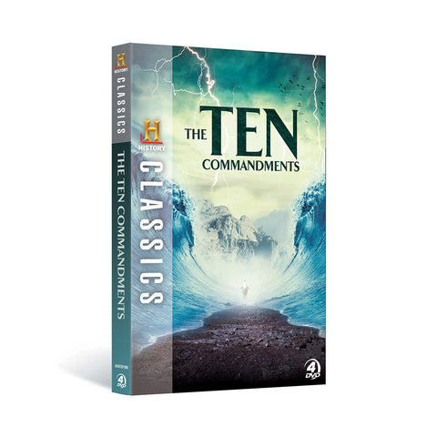 History Store | History Classics: The Ten Commandments | DVD