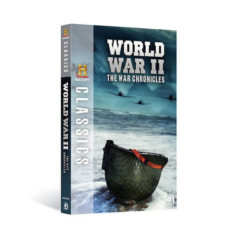 History Store | History Classics: World War II - The War Chronicles | DVD