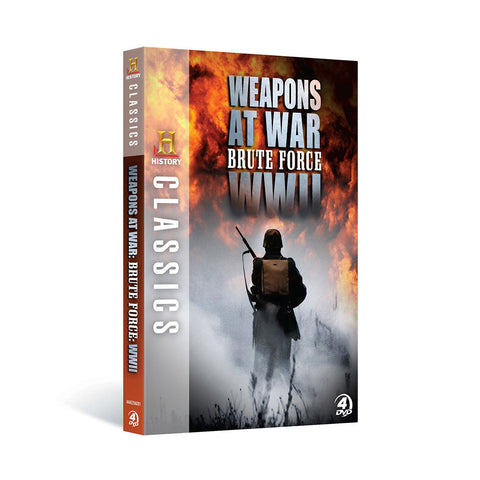 History Store | History Classics: Weapons at War - Brute Force | DVD