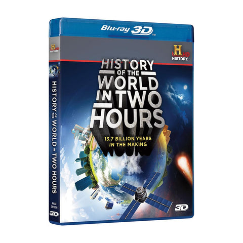 History Store | History of the World in Two Hours | Blu-ray