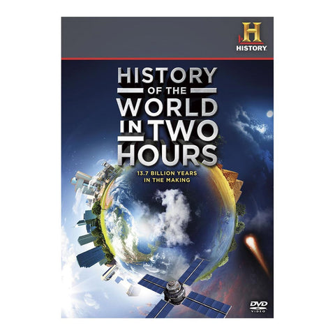 History Store | History of the World in Two Hours | DVD
