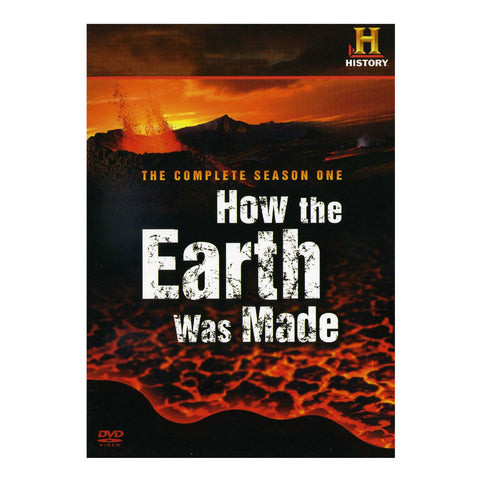 History Store | How the Earth Was Made (Season 1) | DVD