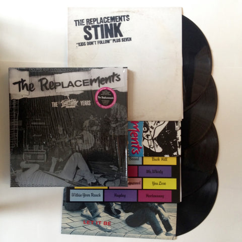The Replacements | The Twin/Tone Years  | Vinyl 4LP Box Set