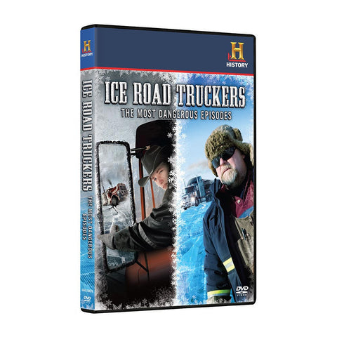 History Store | Ice Road Truckers: The Most Dangerous Episodes | DVD