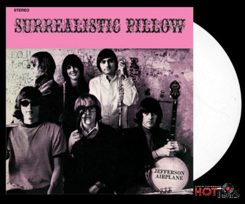 Jefferson Airplane | Surrealistic Pillow | Limited Edition 180g White Vinyl LP