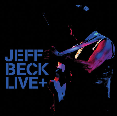 Jeff Beck | Live+ | 180g Vinyl 2LP
