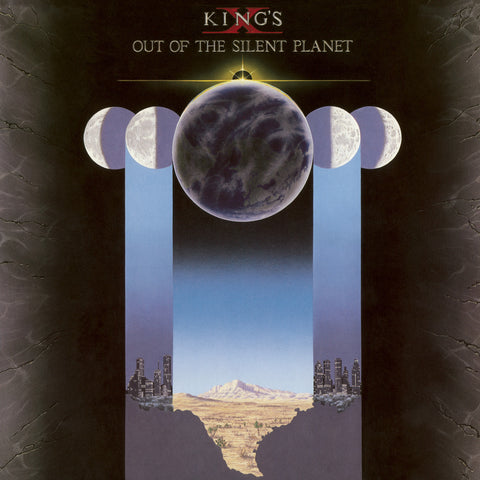King's X | Out Of The Silent Planet | 2xLP