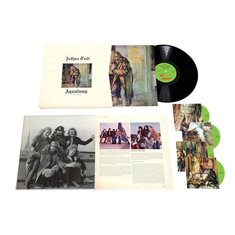Jethro Tull | Aqualung | Collector's Edition 40th Anniversary Deluxe Box Set