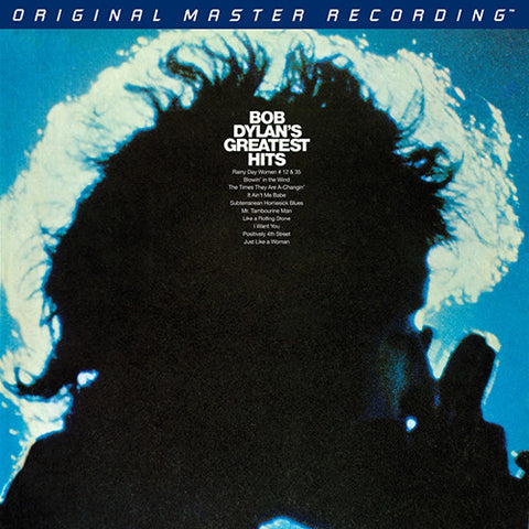 Bob Dylan | Bob Dylan's Greatest Hits | 45RPM 180g Vinyl 2LP (Limited Edition)