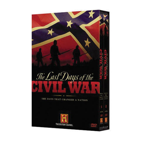 History Store | The Last Days of the Civil War | DVD