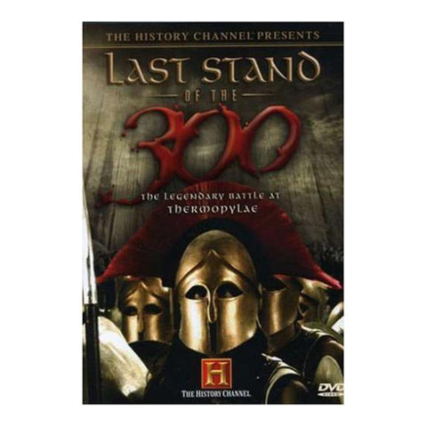 History Store | Last Stand of the 300 | DVD