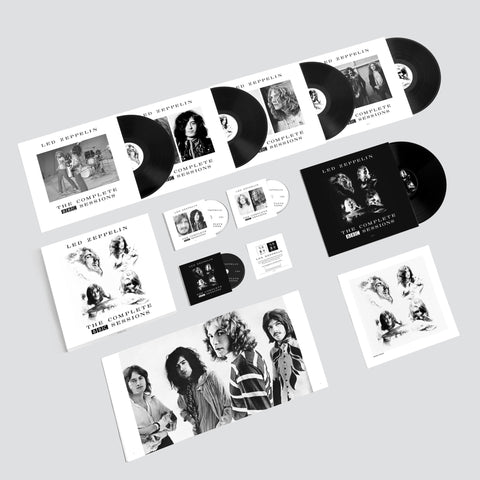 Led Zeppelin | The Complete BBC Sessions | Super Deluxe Edition (3CD/5LP 180 Gram Vinyl Box Set)