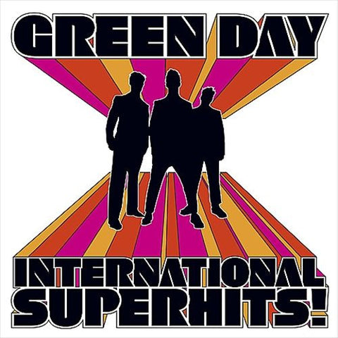 Green Day | International Superhits! | 180g Vinyl LP