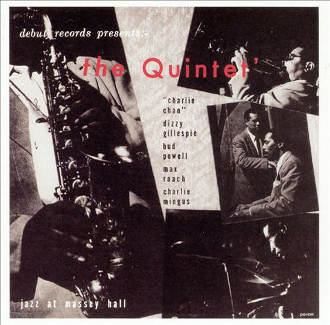 The Quintet | Jazz at Massey Hall | 180g Vinyl LP