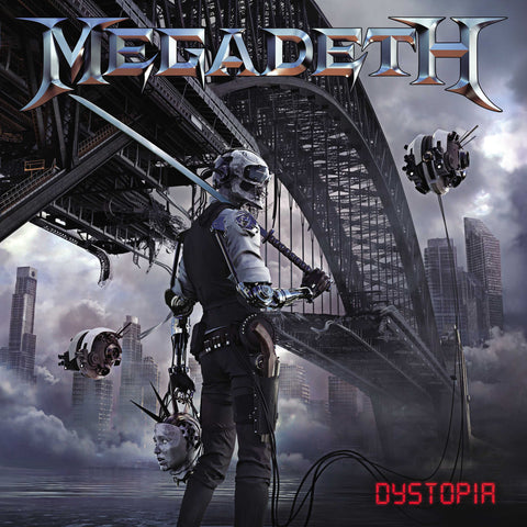 Megadeth | Dystopia | Limited Edition 180g Vinyl LP (Picture Disc)