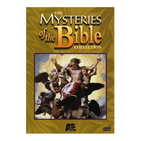 History Store | The Mysteries of the Bible Collection | DVD