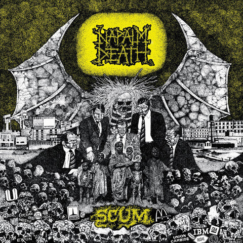 Napalm Death | Scum (Full Dynamic Range Edition) | Vinyl LP