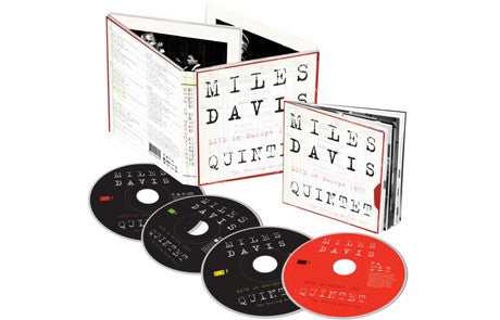 Miles Davis Quintet | Live in Europe 1967: The Bootleg Series Vol. 1 | 4-CD Set
