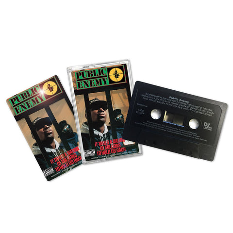 Public Enemy | It Takes a Nation of Millions to Hold Us Back | Cassette Tape