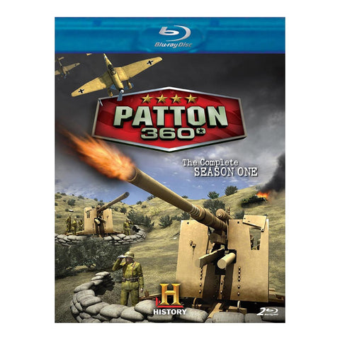 History Store | Patton 360° (Season 1) | Blu-ray