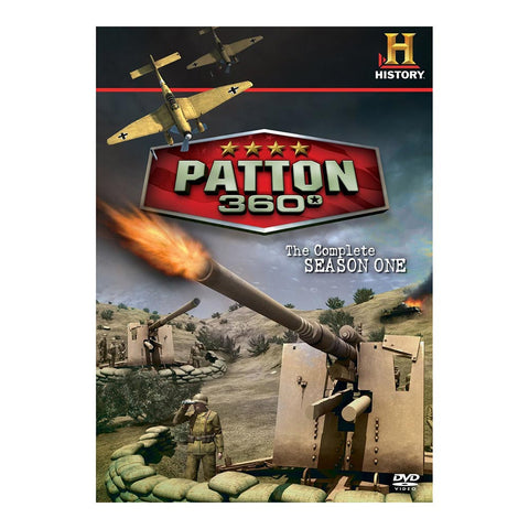 History Store | Patton 360° (Season 1) | DVD