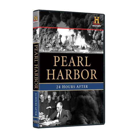 History Store | Pearl Harbor: 24 Hours After | DVD