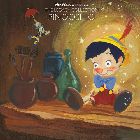 Disney | Legacy Collection: Pinocchio | 2-CD Set