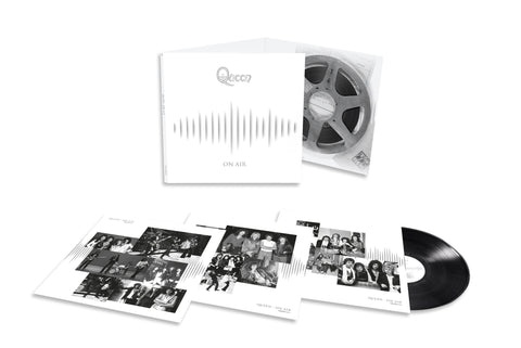 Queen | Queen On Air: The Essential BBC Recordings | 3LP Vinyl Box Set
