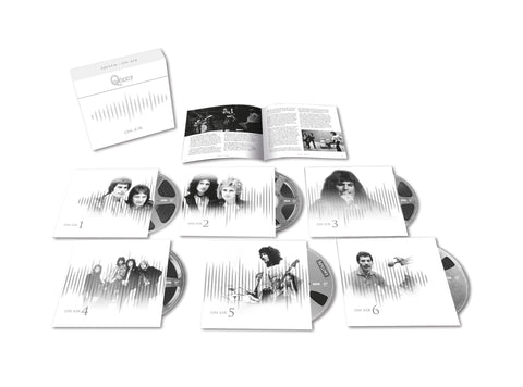 Queen | Queen On Air: The Essential BBC Recordings | 6 CD Box Set
