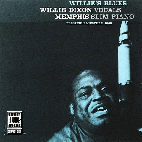 Willie Dixon & Memphis Slim | Willie's Blues | 200g Vinyl LP