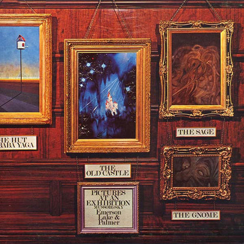 Emerson, Lake & Palmer | Pictures at an Exhibition | Vinyl LP