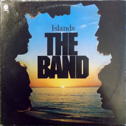 The Band | Islands | 180g Vinyl LP