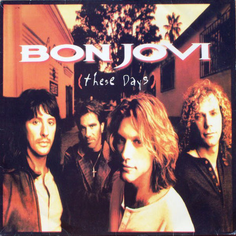 Bon Jovi | These Days | 180g Vinyl 2LP [UK Import]
